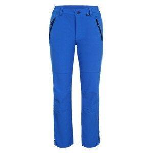 Lyžiarske softšelové nohavice ICEPEAK Ripa Blue Modrá S