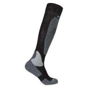 Ponožky ICEPEAK Merr Black Čierna 43-46