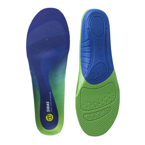 Vložky SIDAS Comfort Junior 3D Modro-zelená 32-34