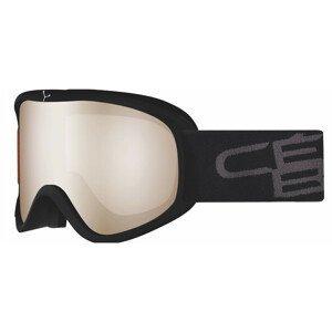 Fotochromatické lyžiarske okuliare CÉBÉ Razor L Mat Black Čierna Normálna veľkosť