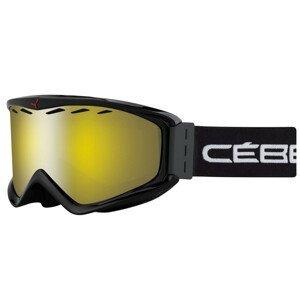 Fotochromatické lyžiarske okuliare CÉBÉ Razor M Mat Black Čierna Normálna veľkosť