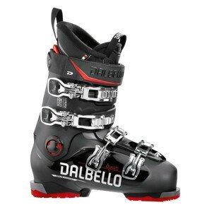 Lyžiarky DALBELLO Avanti AX 95 Black/Red Čierno-červená 30.5