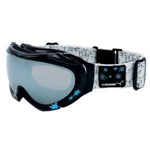 Lyžiarske okuliare Cébé Crux M Čierna Normálna veľkosť
