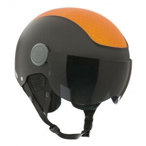 Lyžiarska prilba DAINESE Vizor Soft Black/Orange Matt Oranžová 54 cm