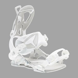 Snowboardové viazanie SP FASTEC Core White/Greyy Biela S