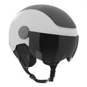 Lyžiarska prilba DAINESE Vizor Soft White/Grey Matt Biela 61 cm