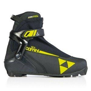 Bežecké topánky FISCHER RC3 Combi - NNN Čierno-žltá 41