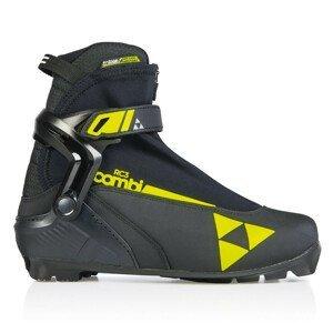 Bežecké topánky FISCHER RC3 Combi - NNN Čierno-žltá 44