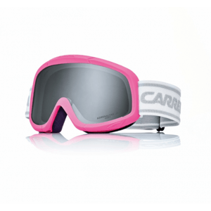 Lyžiarske okuliare CARRERA Adrenalyne Jr Pink Normálna veľkosť