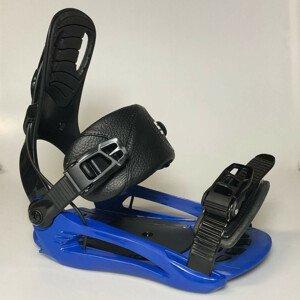 Snowboardové viazanie SP Master PRO Black/Blue Čierno-modrá XL