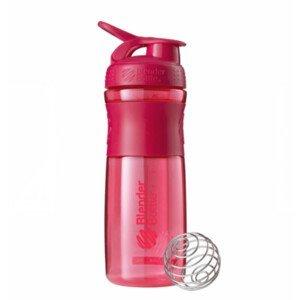Športová fľaša Blender Bottle SportMixer Grip Pink 820 ml Ružová