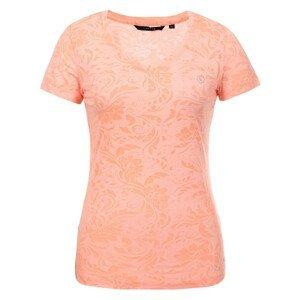 Dámske tričko LUHTA Alisa Orange Oranžová L