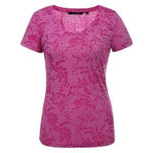 Dámske tričko LUHTA Alisa Purple Fialová M