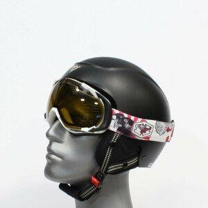 Fotochromatické lyžiarske okuliare OUT OF Edge Rising The One Nero Normálna veľkosť