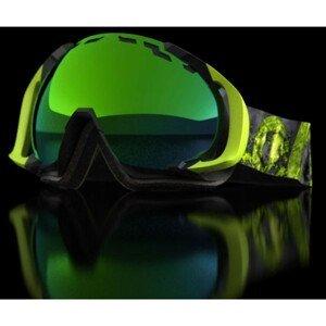 OUT OF Edge Viper Green MCI Čierno-zelená Normálna veľkosť