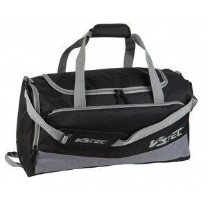 Športová taška V3TEC Club M Black / Grey Čierno-sivá