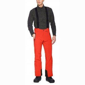 Lyžiarske nohavice ICEPEAK Noxos Red Červená XS