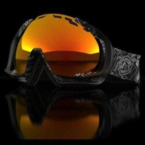 Fotochromatické lyžiarske okuliare OUT OF Edge Night The One Fuoco Čierna Normálna veľkosť