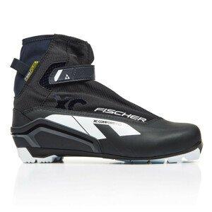 Topánky na bežky FISCHER XC Comfort Pro - NNN Čierna 43