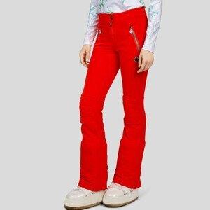 Lyžiarske nohavice SPORTALM Snow EB Red Červená XS