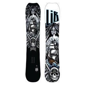 Snowboard LIB TECH JL Phoenix Dagmar C2 Čierno-biela 157MW cm