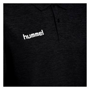 Tričko HUMMEL GO Cotton Black Čierna XXL