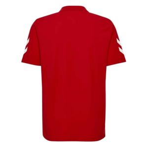 Tričko HUMMEL GO Cotton Red Červená XL