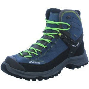 Turistická obuv SALEWA MS Hike Trainer Mid GTX Blue - GoreTex Modrá 42