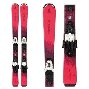 Zjazdové lyže ATOMIC Vantage Girl X 100-120cm + C 5 GW Ružová 100 cm