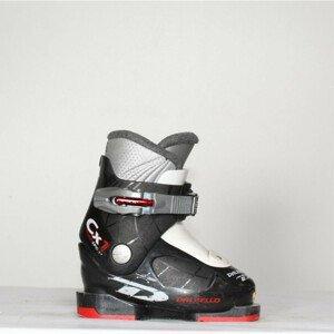 Jazdené bazárové lyžiarky DALBELLO CX1 Sport 15.5