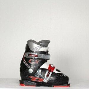 Jazdené bazárové lyžiarky DALBELLO CX Sport2 22.5