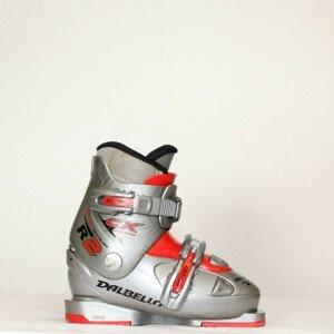 Jazdené bazárové lyžiarky DALBELLO R2 CX Equipe 22.5