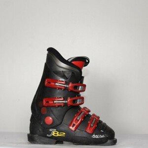 Jazdené bazárové lyžiarky Dolomite J82 22.5