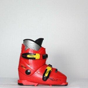 Jazdené bazárové lyžiarky TECNO Pro SFJ Red/Black/Yellow 19.5
