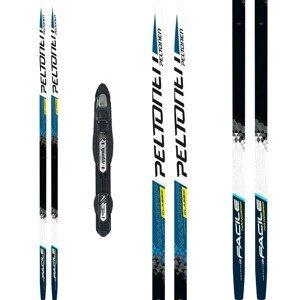 Bežecké lyže PELTONEN Facile Nanogrip s viazaním NNN 195 cm