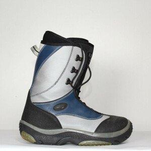 Jazdené Snowboardové topánky LYTOS Gray/Blue/Black 28.0