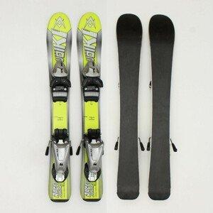 Jazdené bazárové lyže VÖLKL Ragetik Junior 70 cm