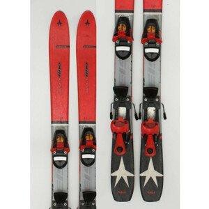 Jazdené bazárové lyže KNEISSL Ergo Line 110 cm
