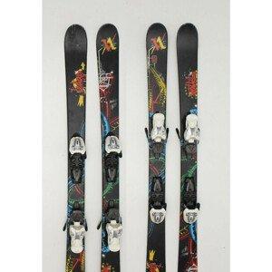 Jazdené bazárové lyže VÖLKL Ledge 138 cm