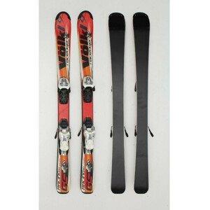 Jazdené bazárové lyže VÖLKL Race Power Tiger 110 cm