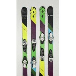 Jazdené bazárové lyže VÖLKL Step 148 cm