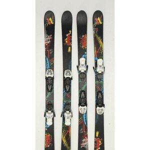 Jazdené bazárové lyže VÖLKL Ledge I 148 cm