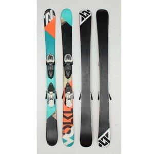 Jazdené bazárové lyže VÖLKL Kink JR 118 cm