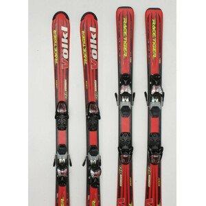 Jazdené bazárové lyže VÖLKL Race Tiger Junior  110 cm