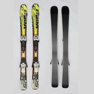 Jazdené bazárové lyže VÖLKL Racetiger Junior Yellow 110 cm