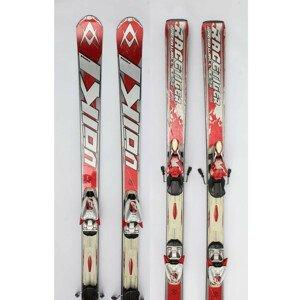 Jazdené bazárové lyže VÖLKL Race Tiger Red 180 cm