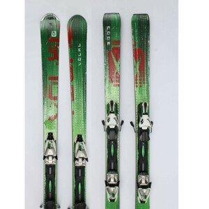 Jazdené bazárové lyže VÖLKL R Motion 180 cm