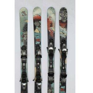 Jazdené bazárové lyže VÖLKL Allpy 148 cm