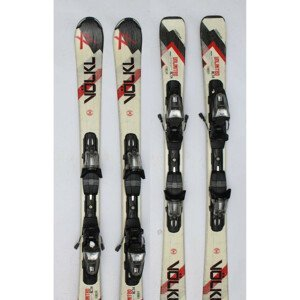 Jazdené bazárové lyže VÖLKL Unlimited X 128 cm