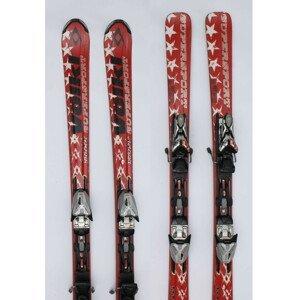 Jazdené bazárové lyže VÖLKL Supersport Star 161 cm